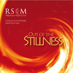 Out of the stillness CD
